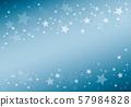 블루 별 무늬 배경 57984828