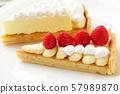 草莓蛋糕芝士蛋糕 57989870