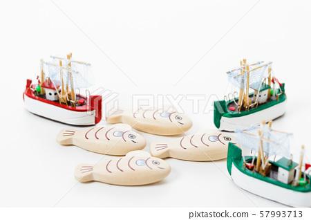 魚,鮮魚,漁業,海鮮,漁業 57993713