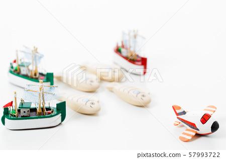 魚,鮮魚,漁業,海鮮,漁業 57993722