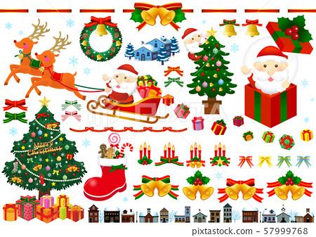 크리스마스 세트 57999768