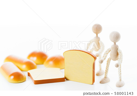 麵包麵包店麵包店雜貨 58001143