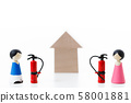 Disaster prevention fire fighting fire prevention fire fire extinguishing fire extinguisher 58001881