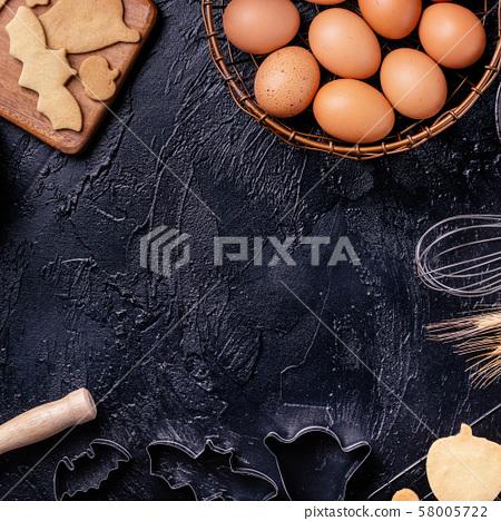 製作麻chi乾食品評分萬世卜食材製作餅乾配方萬聖節餅乾製作 58005722