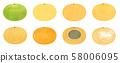 許多橘子 58006095
