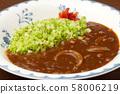 Broccoli rice curry 58006219