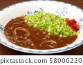 Broccoli rice curry 58006220