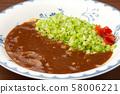 Broccoli rice curry 58006221