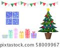 圣诞节 58009967