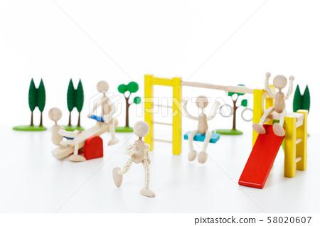 托兒所,幼兒園,兒童 58020607