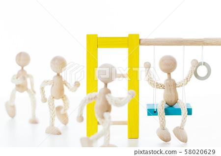 托兒所,幼兒園,兒童 58020629