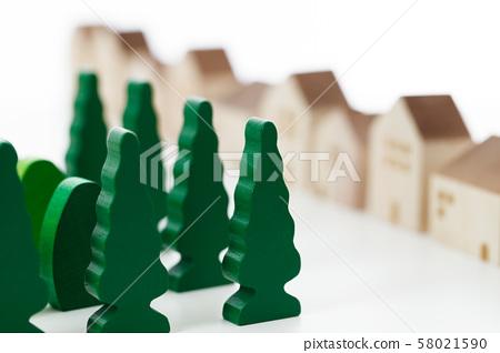 房地產建築城市城市景觀 58021590