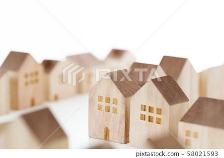 房地產建築城市城市景觀 58021593