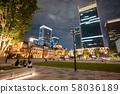 東京觀光景點東京站丸之內 58036189