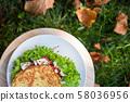 healthy nutrition in the fresh air 58036956