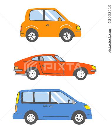 3種汽車 58038319