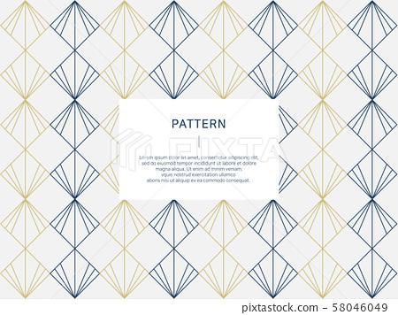 기하학 패턴 백그라운드 58046049