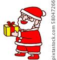 산타의 선물 58047266