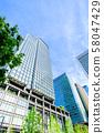 고층 빌딩 (마루 노우치) 58047429