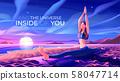 Yoga on The Beach 58047714
