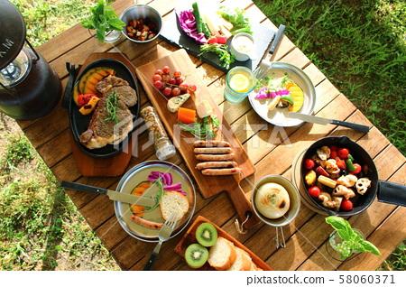 野營餐 58060371