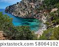 Picturesque Cala Blanca Andratx 58064102