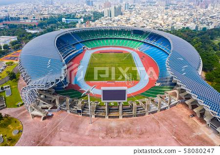 臺灣高雄國家體育場Kaohsiung National Stadium, Taiwan, Asia 58080247