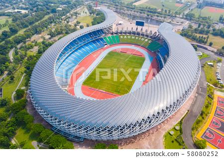 臺灣高雄國家體育場Kaohsiung National Stadium, Taiwan, Asia 58080252