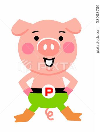 돼지 58088786