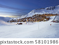 Val Thorens in France 58101986