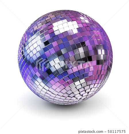 disco ball 58117575