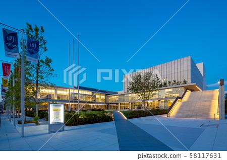 Higashiosaka City Cultural Creation Hall 58117631