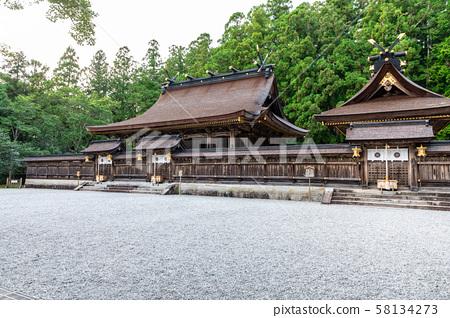 Nishimomae Nakamomae的證詞你的神社熊野本宮大社 58134273