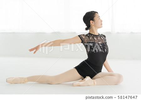 芭蕾舞 58147647