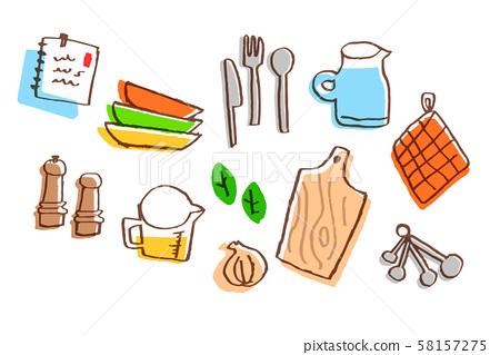 套各種廚房配件 58157275