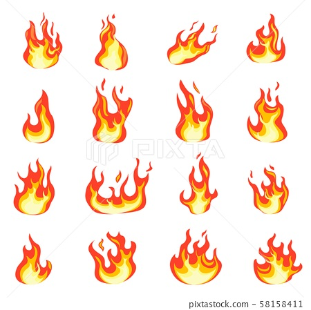 Cartoon Fire Flame Fires Comic Images Bonfire Stock Illustration 58158411 Pixta Download cartoon fire extinguisher images and photos. https www pixtastock com illustration 58158411