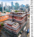 Buddha Tooth Relic Temple 58158769