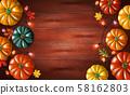 Halloween Realistic Background 58162803