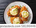 Romano cheese chicken cutlet fried breaded served 58190446