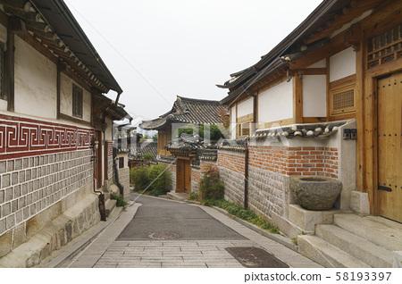 북촌한옥마을,종로구,서울 58193397
