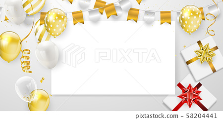 Happy Birthday Celebration 58204441
