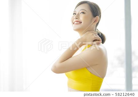 女性運動健康 58212640