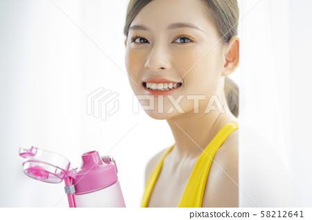 女性運動健康 58212641