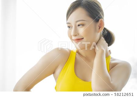 女性運動健康 58212651