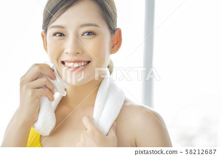 女性运动健康 58212687
