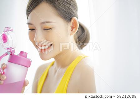 女性運動健康 58212688