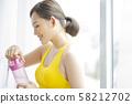 여성 스포츠 건강 58212702