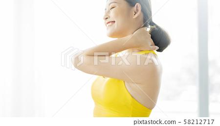 女性運動健康 58212717