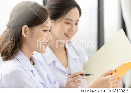 女醫療護士 58214529