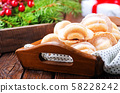 christmas cookies 58228242